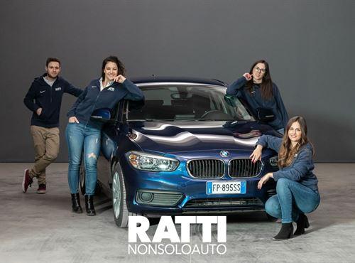 Serie 1 1.5 116CV Advantage E6 MEDITERRANEAN BLUE (METALLIZZATA) cambio Manuale Diesel