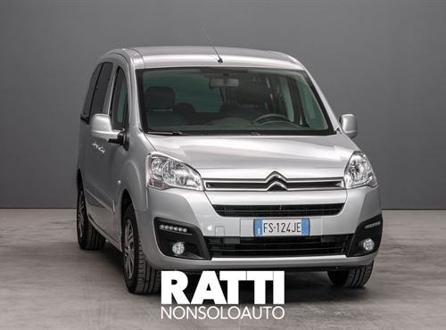 CITROEN Berlingo Multispace BlueHDi 100 Feel Argento cambio Manuale Diesel