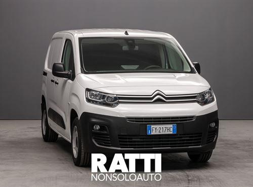 CITROEN Berlingo BlueHDi 1.5 100CV Van CLUB M Bianco Banchisa cambio Manuale Diesel