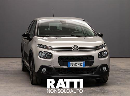 CITROEN C3 PureTech 1.2 110CV S&S EAT6 Feel SOFT SAND cambio Automatico Benzina
