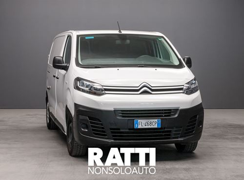 CITROEN Jumpy Club M BlueHDi 1.6 115CV S&S Bianco Banchisa  cambio Manuale Diesel