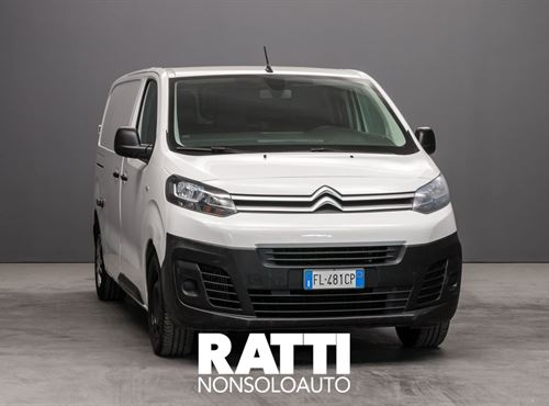 CITROEN Jumpy  Club M BlueHDi 1.6 115CV  Bianco Banchisa cambio Manuale Diesel