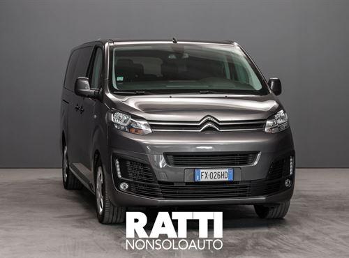 CITROEN Spacetourer BlueHDi 2.0 180 CV EAT8 S&S Business XL Grigio Platinum  cambio Automatico Diesel