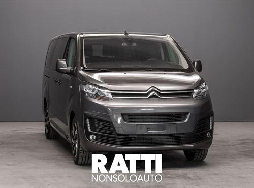 CITROEN SpaceTourer BlueHDi 2.0 180CV EAT8 S&S Business XL Grigio Platinium  cambio Automatico Diesel
