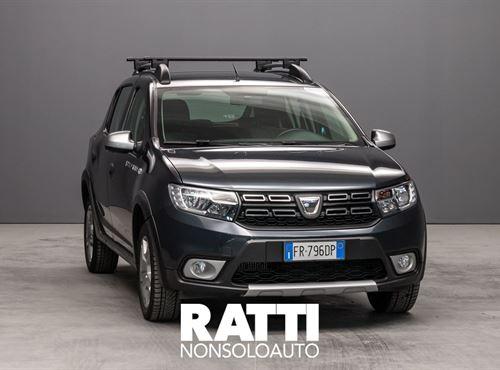 DACIA Sandero 1.5 dCi 8V 90CV Start&Stop Stepway Grigio  cambio Manuale Diesel