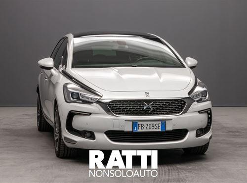 DS DS5 2.0 Hybrid Sport Chic 4x4 BIANCO PERLA METALLIZZATO cambio Automatico Diesel + elettrica