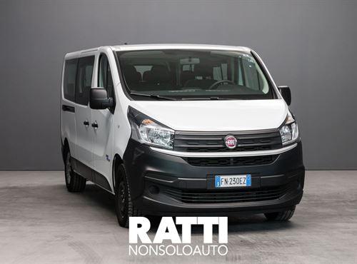 FIAT Talento 1.6 120CV Combi 12Q LH1 Passo Lungo T  BIANCO PASTELLO  cambio Manuale Diesel