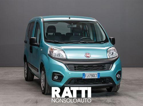 FIAT QUBO 1.3 MJT 80CV Easy Verde cambio Manuale Diesel