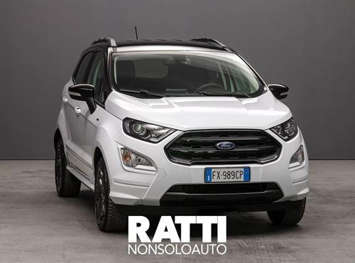 FORD EcoSport 1.0 EcoBoost 125 CV Start&Stop ST-Line Bianco  cambio Manuale Benzina