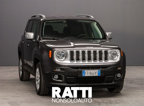 JEEP Renegade 1.6 Mjt 120CV Limited  Granite cambio Manuale Diesel