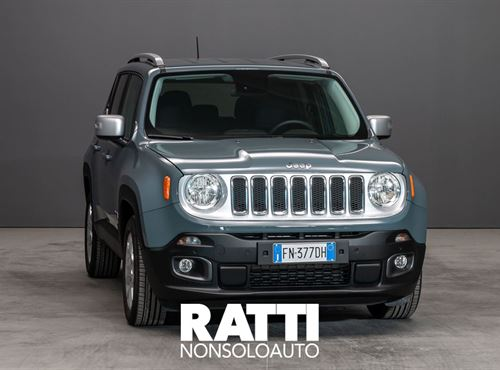 JEEP Renegade 1.6 Mjt 120CV Limited Anvil cambio Manuale Diesel