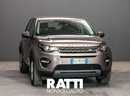 LAND ROVER Discovery Sport 2.0 TD4 150CV Pure Grigio cambio Manuale Diesel