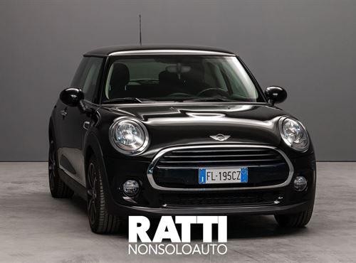 MINI Mini 1.5 136CV Cooper Nero  cambio Manuale Benzina
