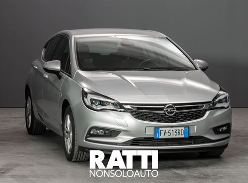 OPEL Astra 5P 1.4 125CV S&S DYNAMIC SOVEREIGN SILVER cambio Manuale Benzina