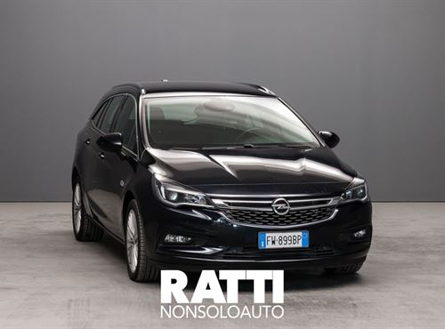 OPEL Astra 1.4 Turbo 150CV AT6 Sports Tourer Innovation DARKMOON BLUE MET cambio Automatico Benzina
