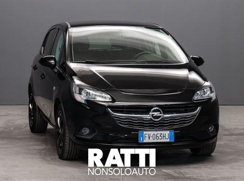 OPEL Corsa 1.2 69CV 5P. 120YRS-ANN  MINERAL BLACK cambio Manuale Benzina