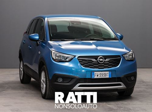 OPEL Crossland X BlueHDi 1.5 120CV Innovation auto True Blue cambio Automatico Diesel
