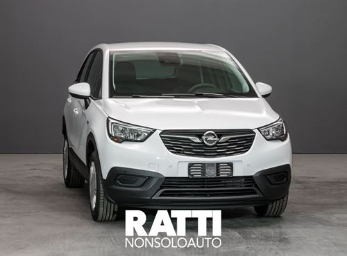 OPEL Crossland X BlueHDi 1.5 102CV ADVANCE  Summit White cambio Manuale  Diesel