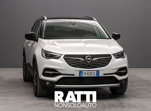 OPEL Grandland X 1.5 Ecotec 130cv AT8 S&S Ultimate Bianco  cambio Automatico Diesel