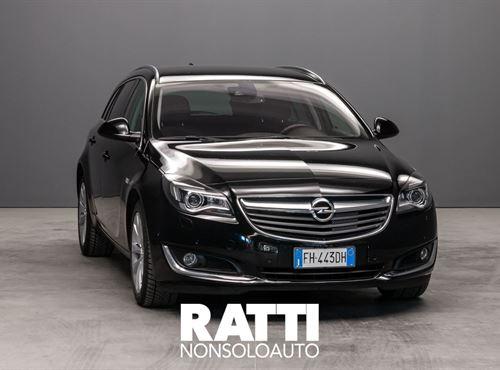 OPEL Insignia ST 2.0 cdti 170CV Cosmo  AT6 MINERAL BLACK METALLIZZATO cambio Automatico Diesel