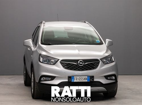 OPEL Mokka X 1.4 140CV Innovation MT (GPL OPZIONALE 1500€) SOVEREIGN SILVER cambio Manuale Benzina