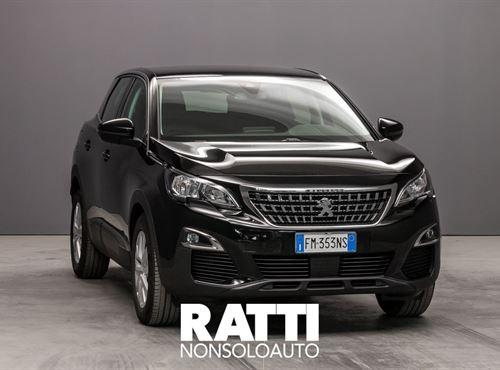 PEUGEOT 3008 BlueHDi 1.6 120CV EAT6 Business Grigio Artense cambio Automatico Diesel