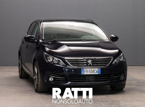 PEUGEOT 308 BlueHDi 1.5 130CV EAT8 S&S Allure DARK BLU cambio Automatico Diesel