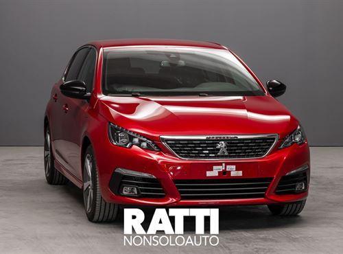 PEUGEOT 308 2ª serie PureTech 1.2 130CV GT Line Rosso Ultimate Benzina