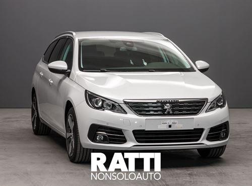 PEUGEOT 308SW 1.5 130CV EAT8 Allure  Bianco Perla cambio Automatico Diesel