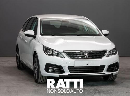 Peugeot 308 SW Puretech 1.2 110CV Active  Bianco Madreperla  cambio Manuale Benzina
