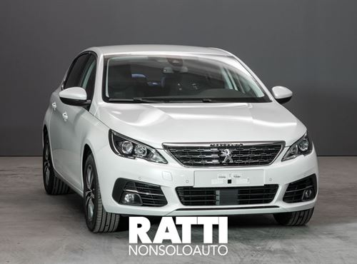 PEUGEOT 308 2ª serie Puretech 1.2 110CV Allure Bianco Madreperla  cambio Manuale Benzina