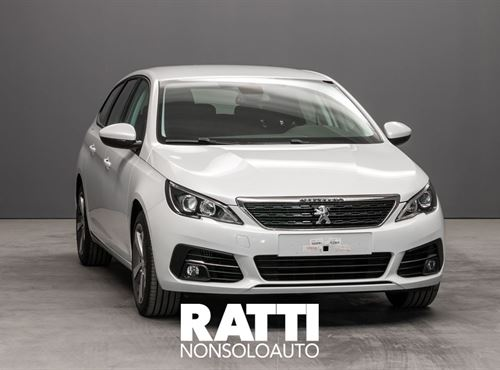 PEUGEOT 308 SW BlueHDi 1.5 100CV Active  Bianco Madreperla  cambio Manuale  Diesel