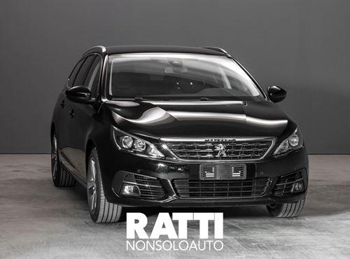 PEUGEOT 308 SW PureTech 1.2 130CV EAT8 S&S Allure  Nero Perla  cambio Automatico Benzina