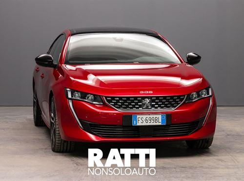 Peugeot Nuova 508 BL PureTech Turbo 1.6 225CV EAT8 S&S - GT Rosso Ultimate cambio Automatico Benzina