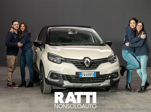 RENAULT Captur TCE 0.9 90CV - Sport Edition BE STYLE PARIGI cambio Manuale Benzina