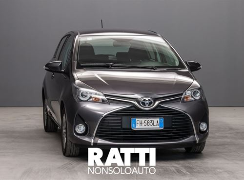 TOYOTA Yaris 1.0 69CV 5 porte Cool Grigio cambio Manuale Benzina