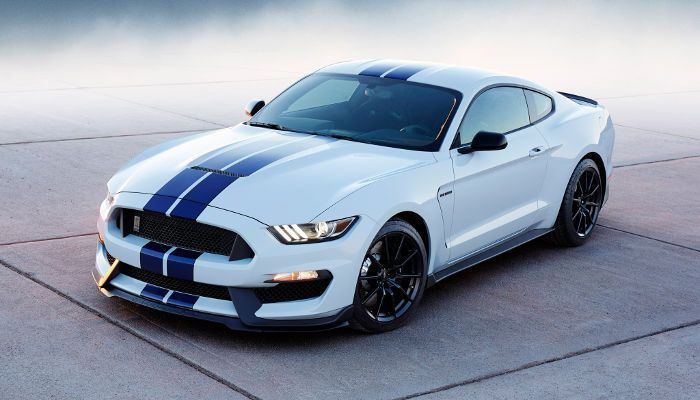 Mustang Shelby GT350 limited edition