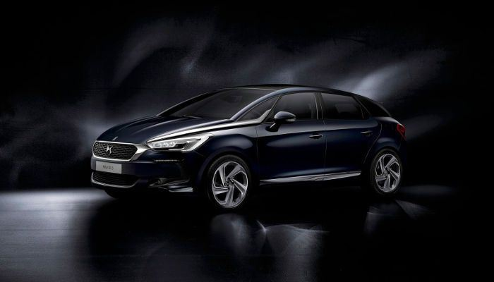 DS5 2015: restyling... senza Citroën