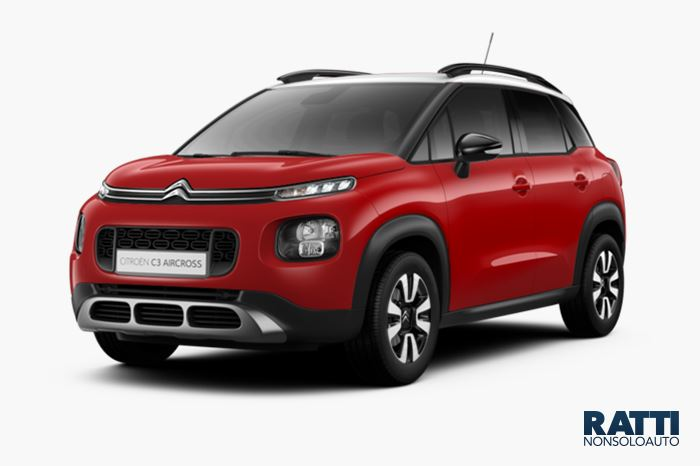 C3 Aircross #EndlessPossibilities