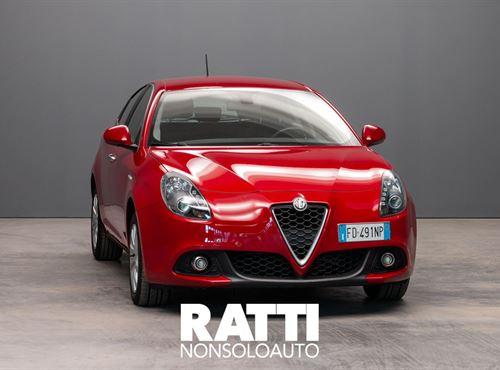 ALFA ROMEO Giulietta 2.0 150CV jtdm Business  Rosso  cambio Manuale Diesel Aziendale berlina due volumi 5 porte 5 posti EURO 6
