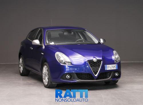 ALFA ROMEO Giulietta JTDm 1.6 120CV SUPER BLU cambio Manuale Diesel Aziendale berlina due volumi 5 porte 5 posti EURO 6