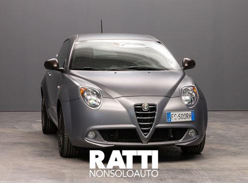 ALFA ROMEO MiTo 1.4  78CV Racer Grigio Magnesio  cambio Manuale Benzina Aziendale berlina due volumi 3 porte 4 posti EURO 6