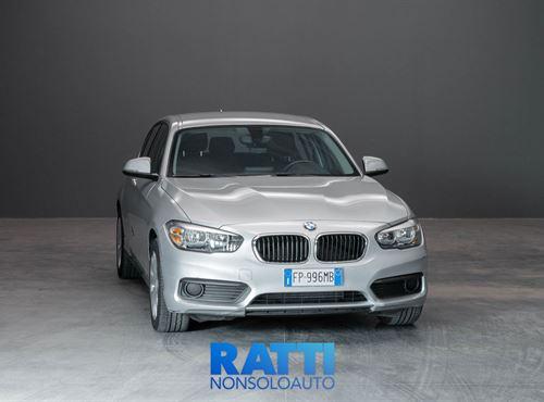 BMW 116d  1.5 116CV  GLACIER SILVER (METALLIZZATO cambio Manuale Diesel Aziendale berlina due volumi 5 porte 5 posti EURO 6