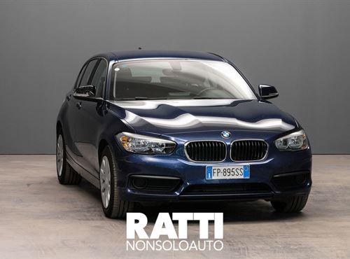 Serie 1 1.5 116CV MEDITERRANEAN BLUE (METALLIZZATA) cambio Manuale Diesel