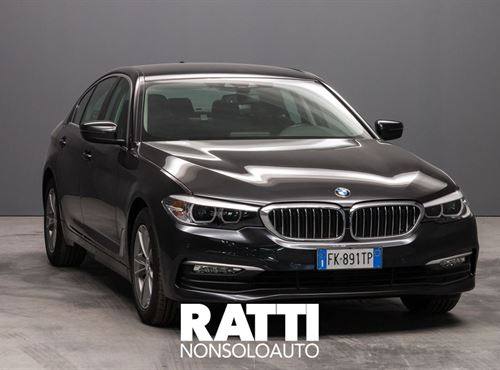 BMW 520d 2.0 Business  190CV Automatico SOPHISTO GRAY cambio Automatico Diesel