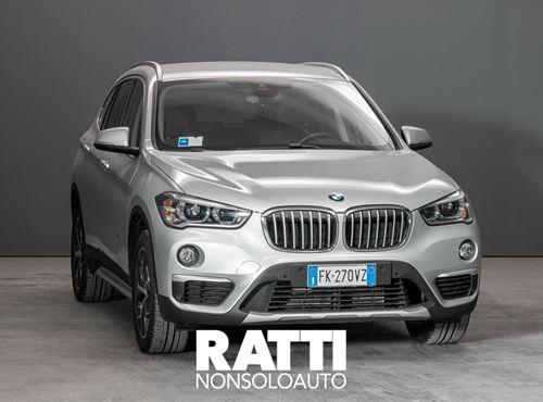 BMW X1 2.0 xDrive 150 CV Automatico GLACIERSILBER METALLIZZATO cambio Automatico Diesel