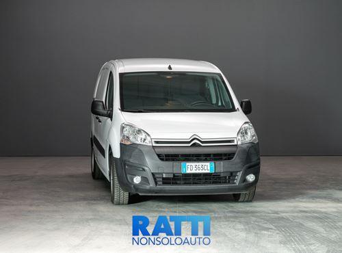CITROEN Berlingo VAN L2 BlueHDi 1.6 100CV CLUB Bianco Banchisa cambio Manuale Diesel Aziendale multispazio 5 porte 3 posti EURO 6