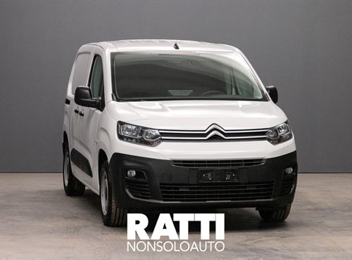 CITROEN Berlingo BlueHDi 1.6 100CV S& Van M Club Bianco Banchisa cambio Manuale Diesel