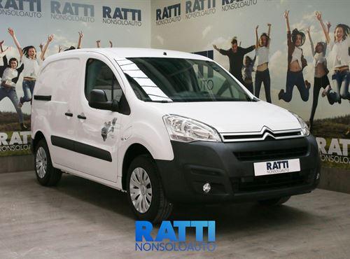 CITROEN Berlingo Full Electric Van 3 posti L1 CLUB Bianco Banchisa  cambio Automatico Elettrico Km 0 multispazio 3 porte 2 posti