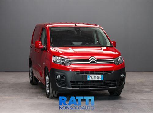 CITROEN Berlingo BlueHDi 1.6 100CV S&S Van M Club (1000Kg) ROSSO ARDENT cambio Manuale Diesel Aziendale multispazio 5 porte 3 posti EURO 6